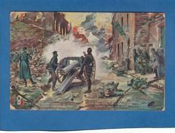 EN GUERRE COMMENT LES ALLEMANDS FURENT CHASSES DE L'AISNE - Guerre 1939-45