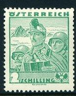 Mi. 585 Falz - Unused Stamps