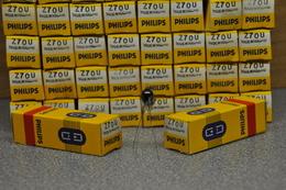 Philips Buis Z70U - 7710 - GR43 Thyratron Tube New (jukebox) NeonbuisjeGlimmröhre - Componenti