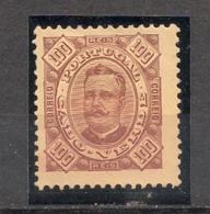 Cabo Verde, 1893/5, # 33 Dent. 11 1/2, MH - Islas De Cabo Verde