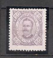 Cabo Verde, 1893/5, # 28 Dent. 11 1/2, MH - Islas De Cabo Verde