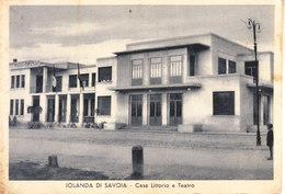 ITALIA - IOLANDA DI SAVOIA (ferrara) - Leggi Testo, Animata, Viag.1940 For. Grande - 2020-B-74 - Autres Villes