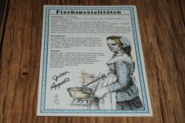 12767-          FISCHSPEZIALITÄTEN - Recettes (cuisine)