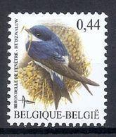 BELGIE * Buzin * Nr 3266 * Postfris Xx * FLUOR  PAPIER - 1985-.. Oiseaux (Buzin)