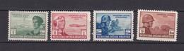 Kroatien - 1943 - Michel Nr. 107/110 - Postfrisch - Besetzungen 1938-45