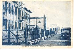 ITALIA - IOLANDA DI SAVOIA (ferrara) - Leggi Testo, Animata, Viag.1936 For. Grande - 2020-B-76 - Autres Villes