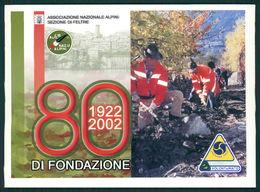 Belluno Feltre 80 Fondazione ANA Associazione Alpini FG Vb48 - Belluno