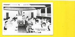 Church Services (Grogan Danville) NEW GUINEA Nouvelle Guinée - Papua Nuova Guinea