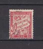 Frankreich - Portomarken - 1894 - Michel Nr. 32 - Gest. - 70 Euro - 1859-1955 Gebraucht