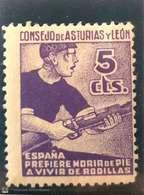 Asturias Y León N 2. Sin Charnela. - Other