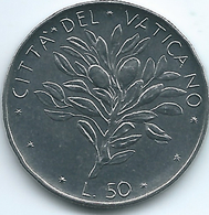 Vatican City - Paul VI - 1970 - 50 Lire - KM121 - Vaticano