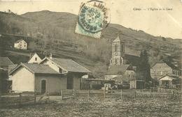 70 HAUTE  SAONE CIREY GARE TRAIN 1906 JOLI PLAN A VOIR - France