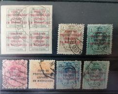 Marruecos N°57/63 - Marocco Spagnolo