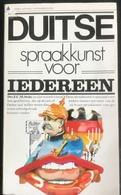 (242) Duitse Spraakkunst Voor Iedereen - 1973 - 197p. - Books, Magazines, Comics