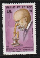 WALLIS Et FUTUNA - N°281 ** (1982)  Robert Koch - Unused Stamps