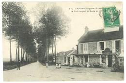Cpa Yèbles - Guignes - Le Petit Nogent Et Route De Br ... - Autres Communes
