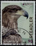 Austria 2019 Europa 2019-Seeadler GESTEMPELT/USED/O - 2011-... Gebraucht