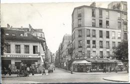 PARIS -   Bd De Belleville- Rue Ramponneau ( 9x14) - Arrondissement: 20