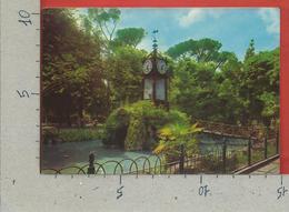 CARTOLINA VG ITALIA - ROMA - Villa Borghese - Orologio Ad Acqua - 10 X 15 - 19?? - Parks & Gardens