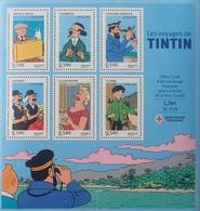 DF40266/1539 - 2007 - FRANCE - TINTIN - BLOC N°109 NEUF** - Ungebraucht