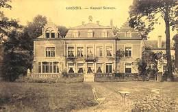 Gistel Ghistel - Kasteel Serruys (Uitg. Van Honsebrouck) (vaste Prijs) - Gistel