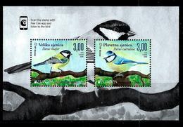 Bosnia And Herzegovina (Cro.Adm.) 2019: Europa - Natinal Birds, Souveniur Sheet MNH** - 2019