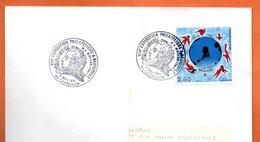 MAURY N° 2694  MOZART 84 CAVAILLON  Lettre Entière N° QR 326 - 1961-....