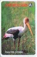 Sri Lanka - Chip C4C147869 - Metro Card - Painted Stork - Sri Lanka (Ceylon)