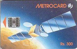 Sri Lanka - Chip RS 300 - Metro Card - Satelite - Sri Lanka (Ceilán)