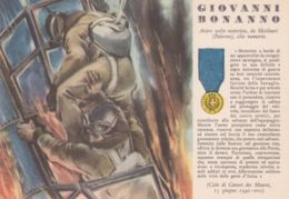 1940 GIOVANNI BONANNO Serie MEDAGLIE D'ORO N.4, Nuova - 1900-44 Victor Emmanuel III