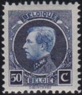 Belgie     .    OBP   .    187      .     **      .    Postfris   .   /   .   Neuf SANS Charniere - Belgique