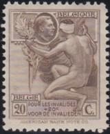 Belgie     .    OBP   .    189      .     **      .    Postfris   .   /   .   Neuf SANS Charniere - Nuovi