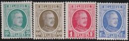 Belgie     .    OBP   .    254/257      .     **      .    Postfris   .   /   .   Neuf SANS Charniere - Unused Stamps