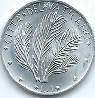 Vatican City - Paul VI - 1970 - 1 Lira - KM116 - Vaticano