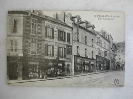 PARMAIN - Rue Guichard (animée) - Parmain