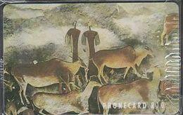 South Africa 022 Wall Paintings: Hunters & Herd . SAEGV - Mint - Zuid-Afrika