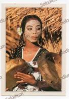 COMORE - BAMBAO - NDZOUANI - Ragazza Girl Costumi Music - Comorre - Comoros