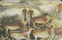 South Africa 022 Wall Paintings: Hunters & Herd . SAEGV - Zuid-Afrika