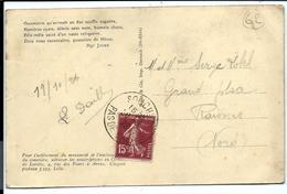 Archive 1926 - Correspondance Pour Serge LOBEL - Quincaillier à RAIMES - époux De Suzanne LIENARD - Genealogie
