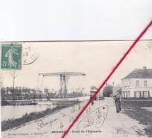 CP 62 -    BUSNES  - Pont De L'Epinette - France