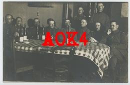 08 Ardennes LALOBBE Occupation Allemande Officiers 1917 Signy L'Abbaye - Autres Communes