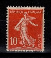 Semeuse Avec Sol YV 134 N** - Frankrijk