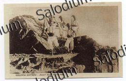 COLONIA ERITREA - Ascari Durante L'avanzata - Colonie Regno D'Italia - Africa - Eritrea