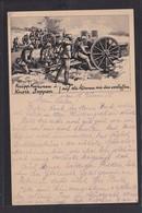 B58 /   WWI  Krupp Kanonen Und Knorr Suppen / Landwehr Regiment 119  Reutlingen / Stuttgart - Guerra 1914-18