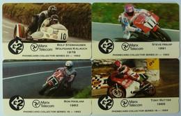 ISLE OF MAN - Specimen - Set Of 4 - L&G - TT Races - Man (Ile De)