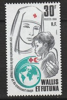 WALLIS Et FUTUNA - N°377 ** (1988) La Croix Rouge - Wallis And Futuna