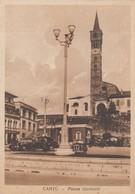 Lombardia - Varese - Cantù - Piazza Garibaldi - F. Grande -  Anni 40 - Molto Bella Animata Auto - Other Cities