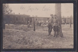 B58 /   WWI Militär Lager Jogeva Jögeva Estland 1920 - Guerre 1914-18