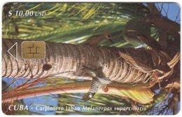 CUBA A-302 Chip Etecsa - Animal, Bird - Used - Cuba