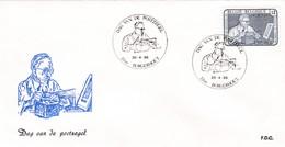 Enveloppe Cover Brief FDC 2169 Journée Du Timbre Borgerhout - FDC